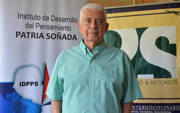 Economista Ricardo Rodríguez asume dirección del IDPPS