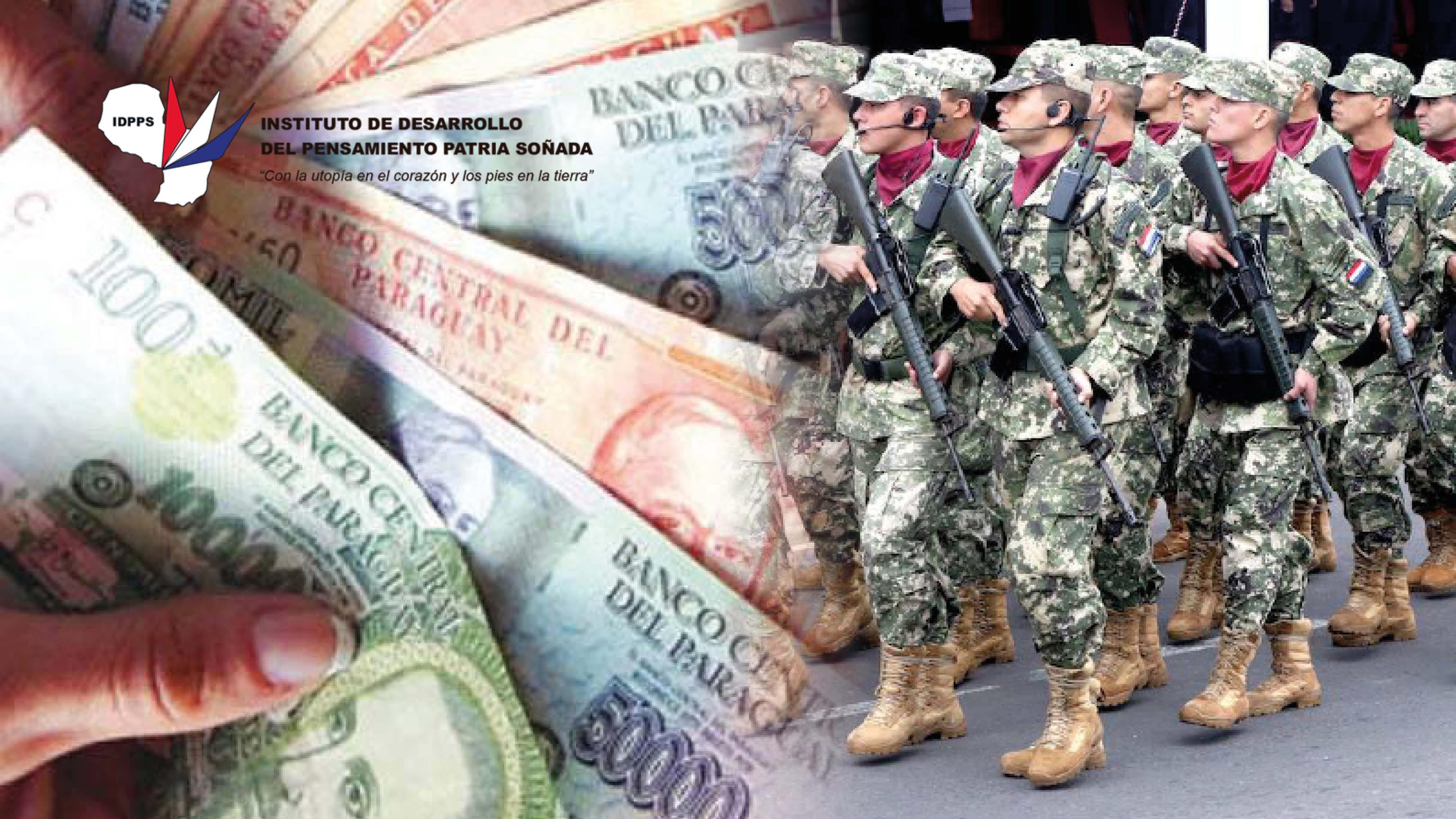 Economía vs. defensa y seguridad