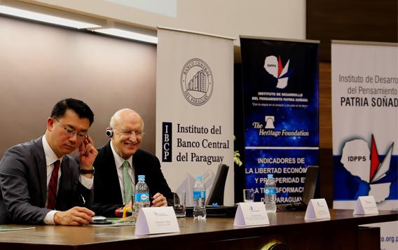 Paraguay tiene mayor libertad económica que Argentina y Brasil