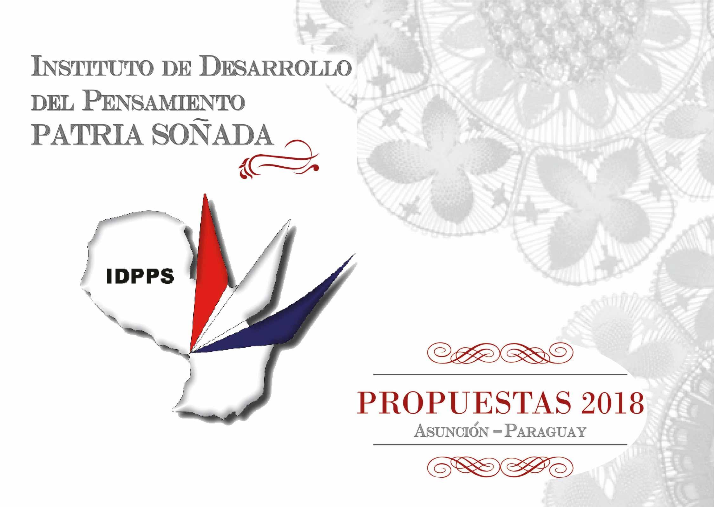 Propuestas 2018