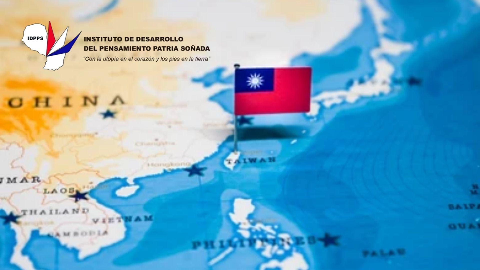 Taiwán historia y actualidad