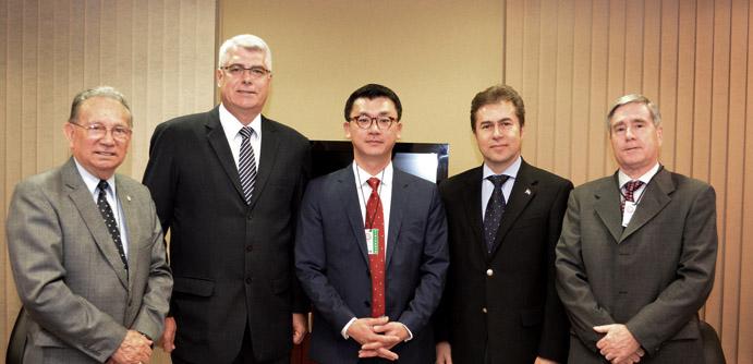 Reporte de la 2da visita del representante de la Fundación Heritage, Sr. Anthony Kim