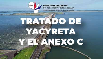 Tratado de Yacyretá y el Anexo C.