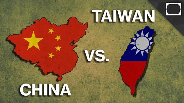 Goliat y David. China Continental, Totalitarista, Comunista e Imperialista en desarrollo desigual, VS. Taiwán, con Democracia y Libertades económicas, Competitivo en Productividad, Ciencias y Tecnología